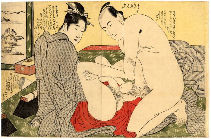 erotiske tegninger erotikk film